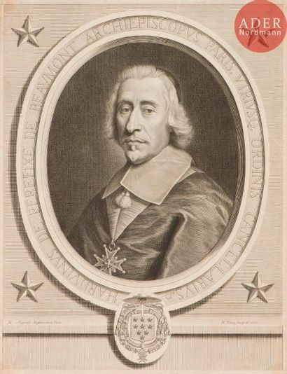 Nicolas Pitau (1632-1671) Hardouin de Pérefixe...