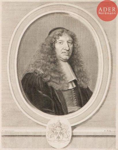 Nicolas de Poilly (1626-1686) Jacques Tubeuf,...