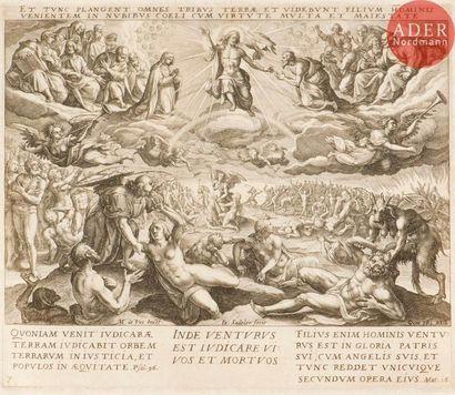 Jan ou Johannes Sadeler I (1550-1600) Le...