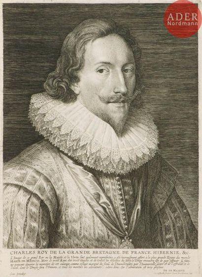 Lucas Vorsterman (1595-1675) Charles Roy...