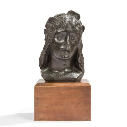 SIR WILLIAM GOSCOMBE JOHN (1860-1952) Orphée,...