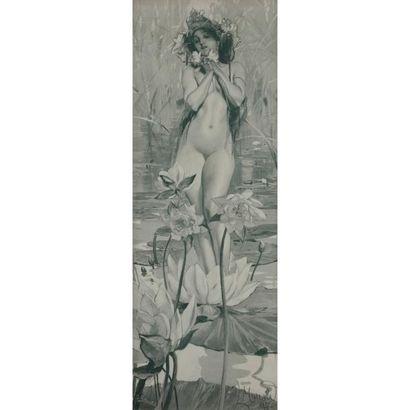 LUDWIG MAROLD (1865-1898) (PLUD?K ALOÏS MAROLD,...