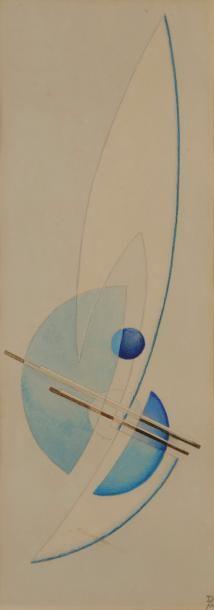 *Félix DEL MARLE (1889-1952) Composition...
