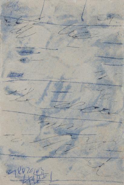 Georges NOËL (1924-2010) Surf, 1996 Technique...