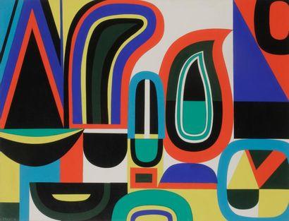 Jean DEWASNE (1921-1999) Composition, vers...