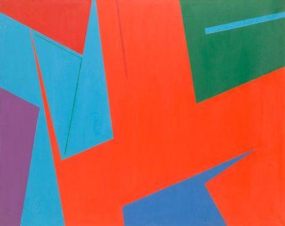 Fernand LEDUC [canadien] (1916-2014) Composition...