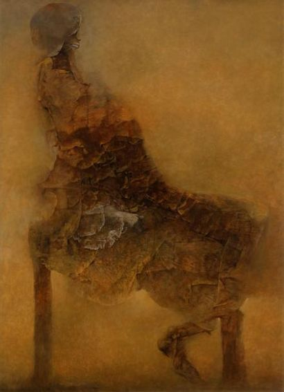 Zdzislaw BEKSINSKI [polonais] (1929-2005)...