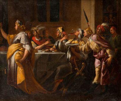 École LOMBARDE du XVIIe siècle, atelier de...