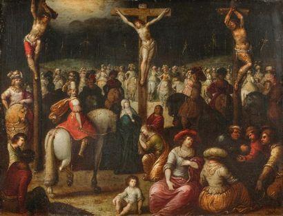 Louis de CAULLERY (Cambrai vers 1565 - Anvers...