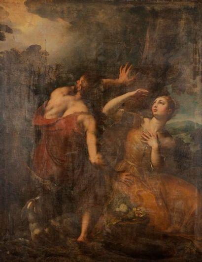 Attribué à Paolo FIAMMINGO (1540 - 1596)...