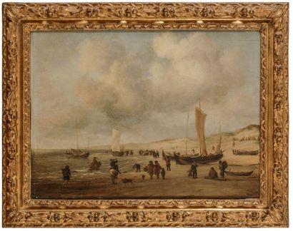 Willem van de VELDE (1633-1707) et son atelier...