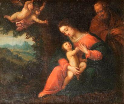 Attribué à Carlo Francesco NUVOLONE (1609...