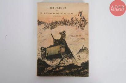 RUBY – LABEAU Historique du 12erégiment...