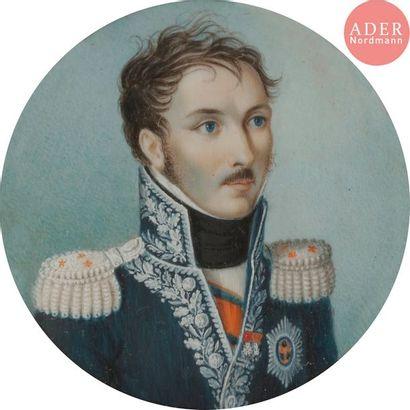 ÉCOLE ALLEMANDE DU XXe SIÈCLE Le Prince Eugène...