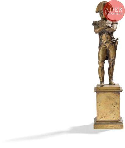 ÉCOLE FRANÇAISE DU XIXe SIÈCLE L'Empereur...