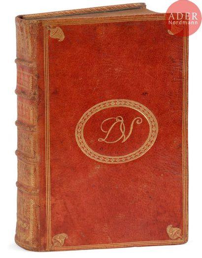 [ALMANACH]. Almanach national de France,...