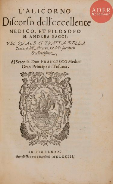 BOCCHI (Francesco). Discorso di Francesco...