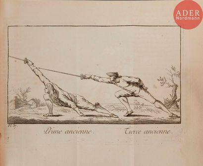 DANET (Guillaume). L'Art des armes, ou la...
