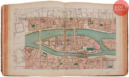 DEHARME (Louis-François). Plan de la ville...