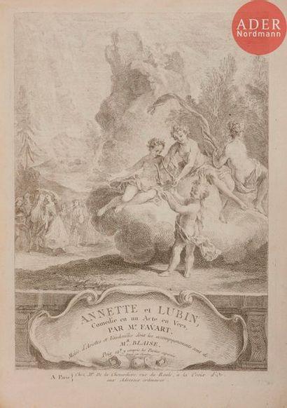 FAVART (Justine) - BLAISE (Adolphe Benoît)....