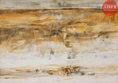 Albert CHAMINADE (1923-2010) Composition,...