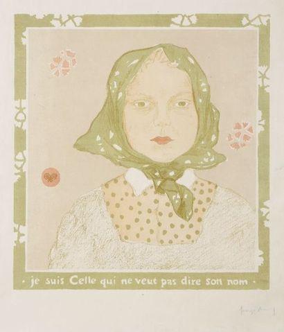 George Auriol (Jean-Georges Huyot, dit) (1863-1938)