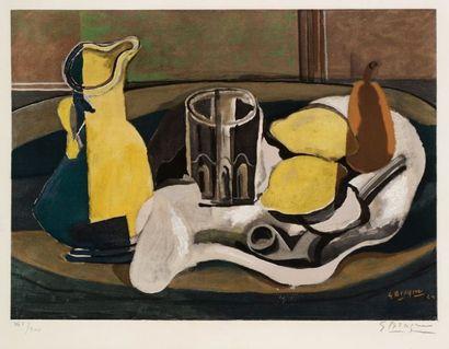 Georges Braque (1882-1963) (d'après)