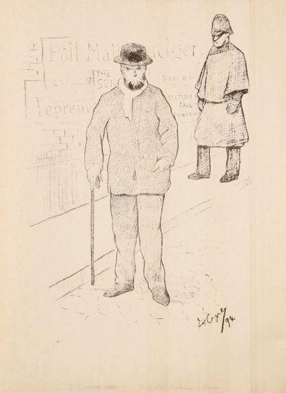 Frédric-Auguste Cazals (1865-1941)