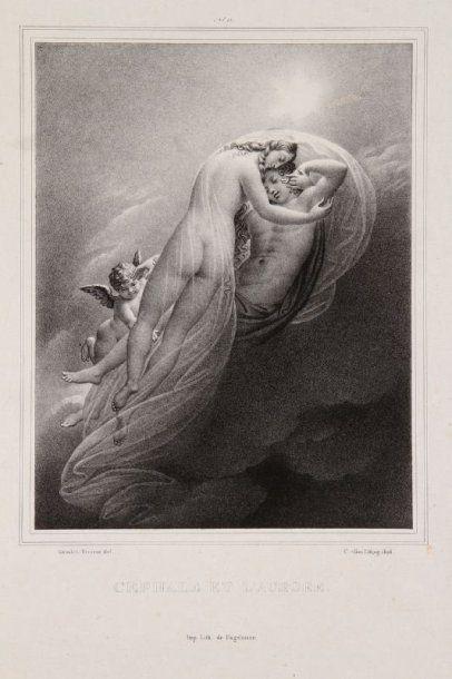 Anne-Louis Girodet-Trioson (d'après) (1767-1824)