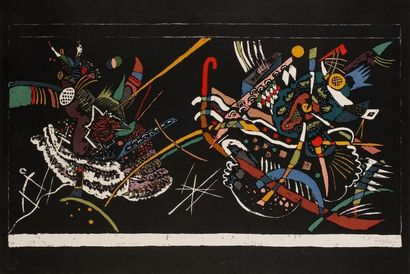 Wassily Kandinsky (d'après)