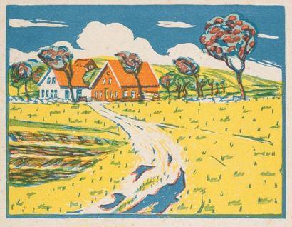 Wilhelm Laage (1868-1930)
