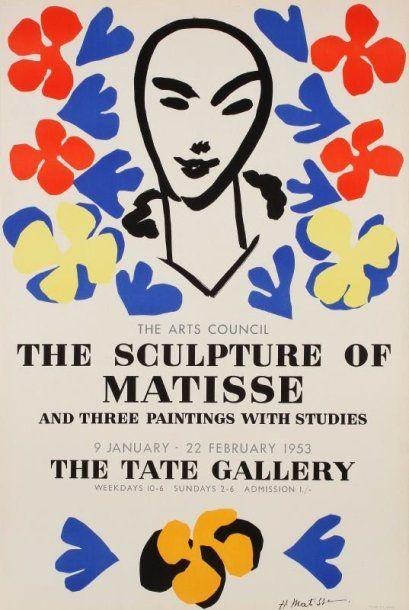 Henri Matisse (d'après)