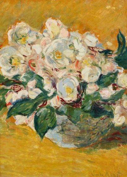 Claude Monet (1840-1926) (d'après)