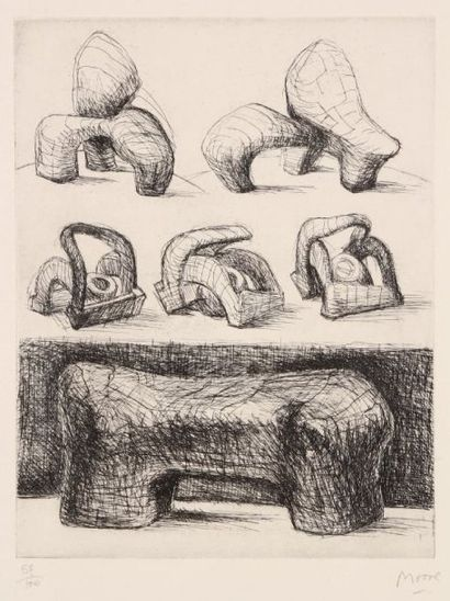 Henry Moore (1868-1986)