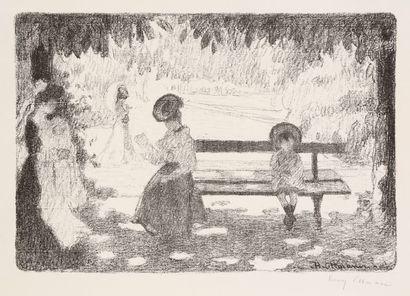 Henry Ottmann (1877-1927)