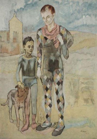Pablo Picasso (d'après)