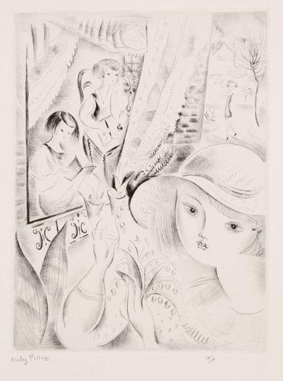 Mily Possoz (1888-1967)