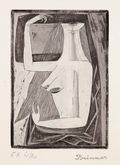 Anton Prinner (1902-1983)