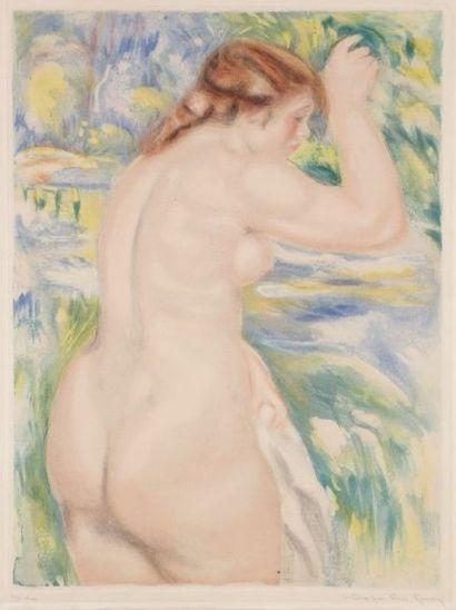 Pierre-Auguste Renoir (d'après)