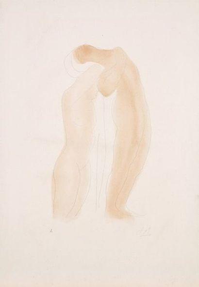 Auguste Rodin (1840-1917) (d'après)