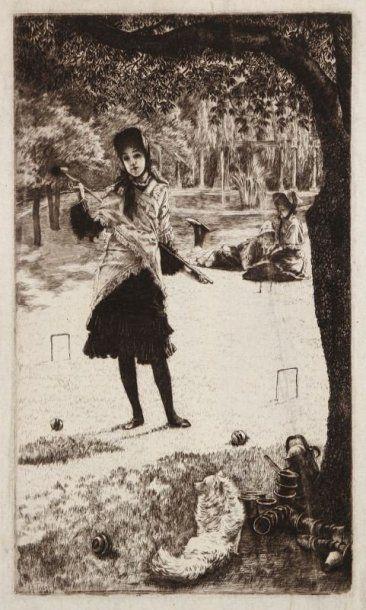 James J.-J. Tissot (1836-1902)