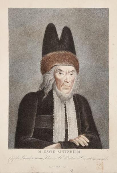 DAMANE (Michel-François Damane-Demartrais, dit Damane, 1763-1827, élève de David)...