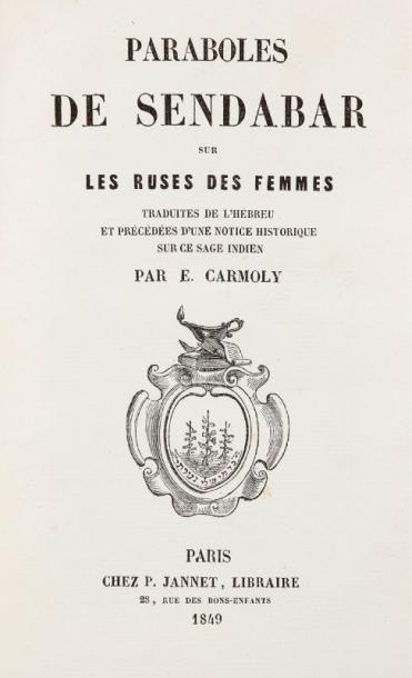 CARMOLY E.