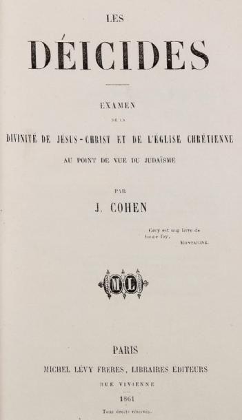 COHEN J.