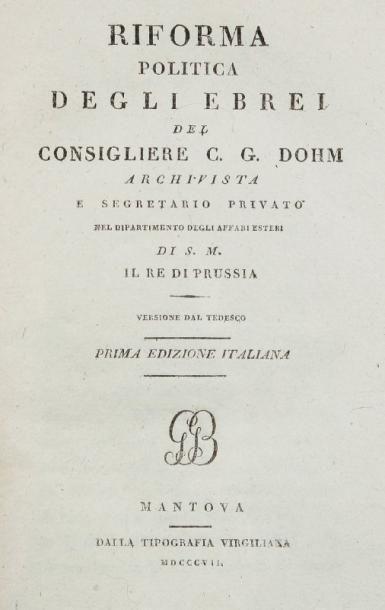 DOHM C.G.
