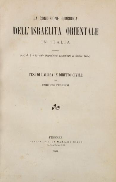 FERRIGNI Umberto