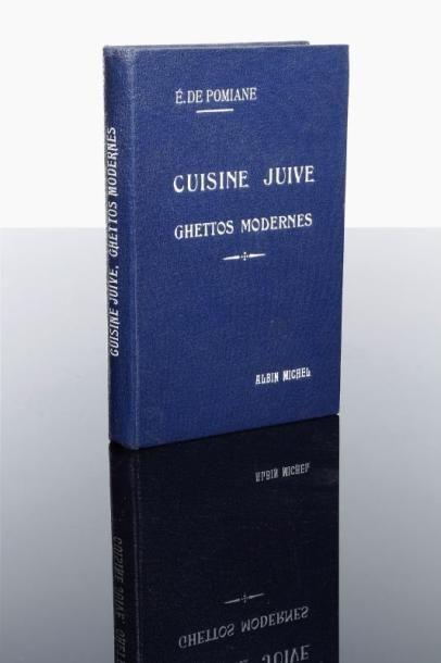 [GASTRONOMIE] - POMIANE Edouard de - Cuisine...