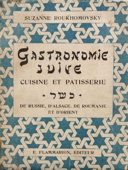 [GASTRONOMIE] - ROUKHOMOVSKY Suzanne - Gastronomie...
