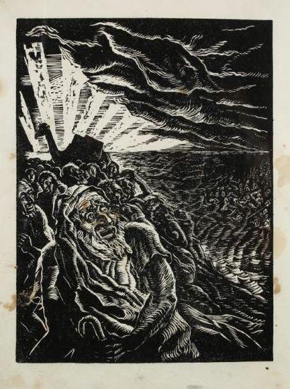 HAGADAH - Berlin, Ferdinand Ostertag, 1923,...