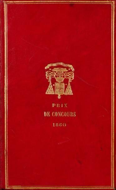 [INQUISITION] - MAISTRE Comte J. de - Lettres...